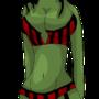 Zombie Hooker by amealea