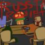 RUSSIAN ROULETTE TEASER ART