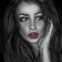 Girl portrait by MinioN99