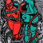 Goddes and demon by stevenwhiffen