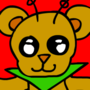 Alien Teddy Bear