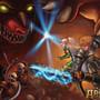 Arcuz 2 - fight! by Funnaut
