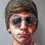Self portrait by LilioTheOne