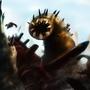 EBF Desert Worm vs Legless Cat by ZaneZansorrow
