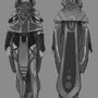 Izzet Guild member (female)
