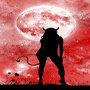 devil red moon by saljabali2012