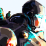 Warmup - Liberty Prime