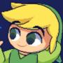Toon Link Pixelart 2 (Alt)