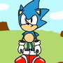 Sonic CD Smile by toristeele