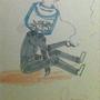 jarhead smoking by rupus