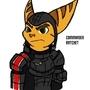 Ratchet Shepard by xXPolic4rpioXx