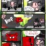 SUPER MEAT BOY A COMIC by KrystalFlamingo