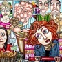 Freakshow at the Supermarket by BannBann