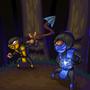 two ninjas by aftandil