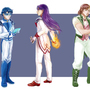 Moon Prism Power Male UP