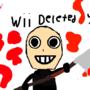 Wii deleted you fan art uwu