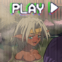 Sailor Moon and Faye Valentine in a Hot Springs Crossover Episode v2