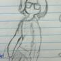 School Doodle/Work Dump