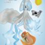 Thunder squid god