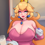 Peachy Milkies