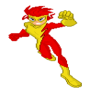 Kid Flash by ATICE