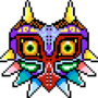 Majora's Mask by cheezy805