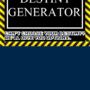 Destiny Generator by 360Tankman