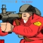 Team Fortress 2 - The soldier by treesayshi2