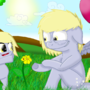 Jerky and teen Jerky. by ExtraDan