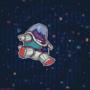 the gengar in space