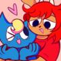 Katy and Lammy
