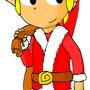 Christmas Link by Comic-Ray