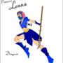 FF5 Lenna !Dragoon