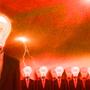 Light Bulb Clan - Red