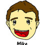 Me but cartooniseded by Missfire