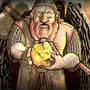 lucky dwarf! by Jazza