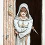 doorway assassin by Jazza