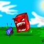 ungry cube by Bazark