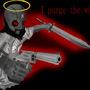 Jesus madness combat by Zeromax000