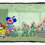 Clown Birth by ToonHole