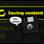 Saving Content by RazorShader