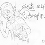 selfCensorship by SmokeryDots