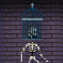 Birdcage skeleton