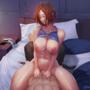 [Commission] Asuka Kazama (Tekken)
