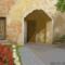 Nor-eastern european courtyard adventure background