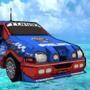The Maxi 5 Turbo Rally Car