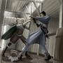 Crossing Swords by BagamCadet