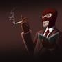 Ze Spy by SpecterWhite