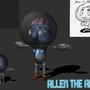 Allen the Alien! by Uebie