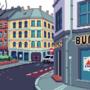 a corner in Oslo